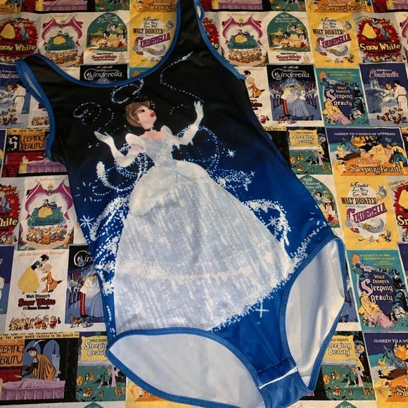 Disney Other - Disney Cinderella bodysuit NWT